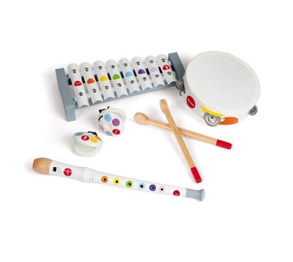 zestaw instrumentow janod