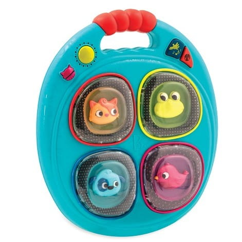 Muzyczna gra pamięciowa   B.Toys