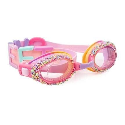 Okulary do pływania Różowe SWEET | Bling2o