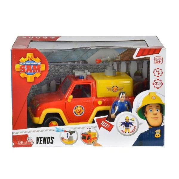 Strażak Sam – pojazd Venus z figurką   Simba