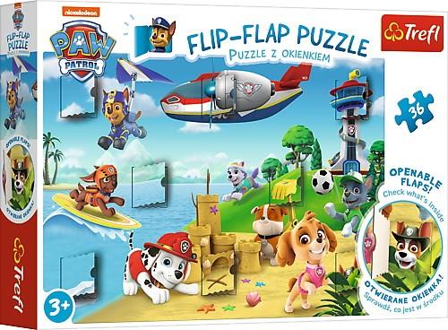 flip flap puzzle
