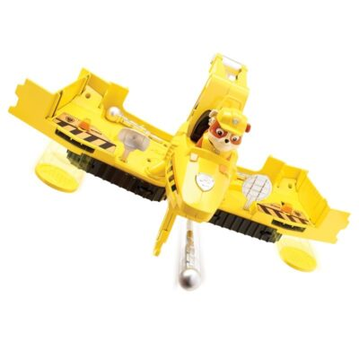 Pojazd flip and fly z figurką Rubble