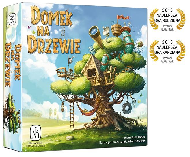 Gra karciana Domek na drzewie