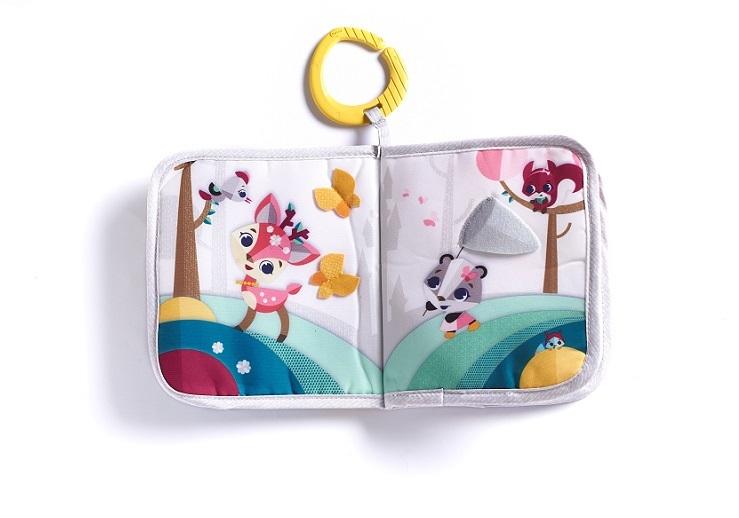 Książeczka edukacyjna dla dziecka – Świat małej księżniczki   TinyLove