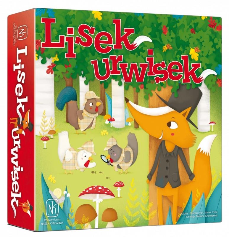 Gra Lisek Urwisek