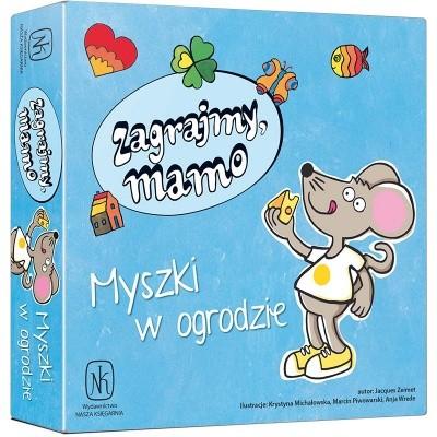 Gra: Myszki w ogrodzie