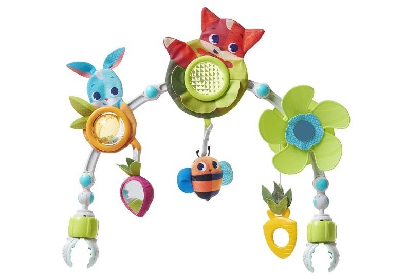 Pałąk z zabawkami – Zabawa na łące | TinyLove