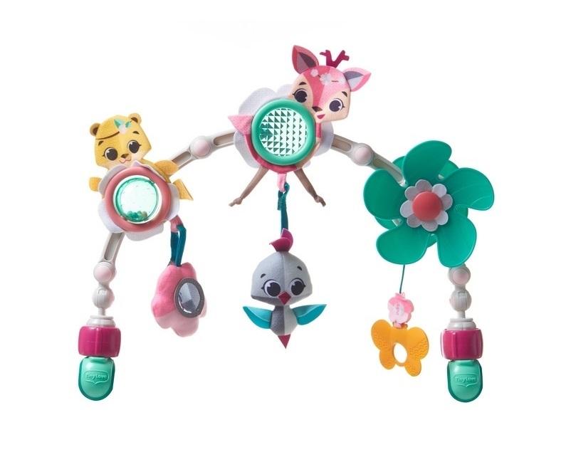 Pałąk z zabawkami Świat Malej Księżniczki | TinyLove