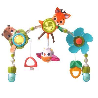 Pałąk z zabawkami - Leśna Kraina | TinyLove