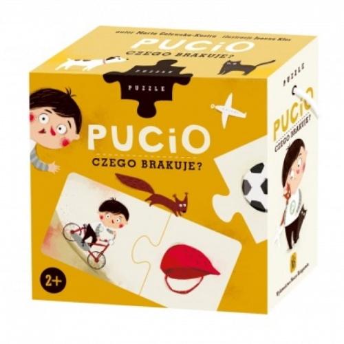 """Puzzle 2el Pucio ,,Czego brakuje?"""""""
