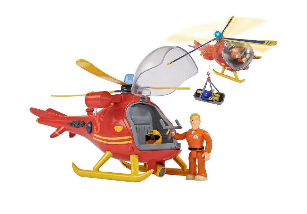 Strażak Sam - helikopter ratowniczy | Simba