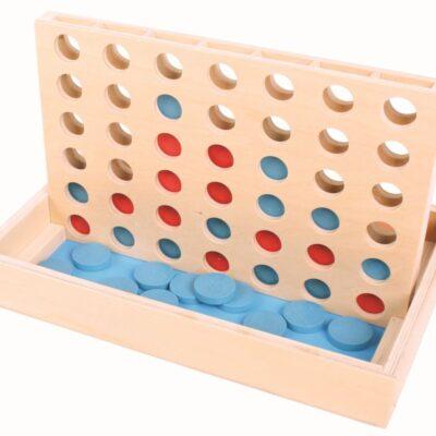 4 w rzędzie - gra logiczna duża | Bijigs