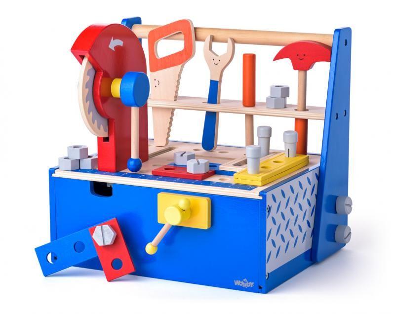 Skrzynka z narzędziami – warsztat nablatowy