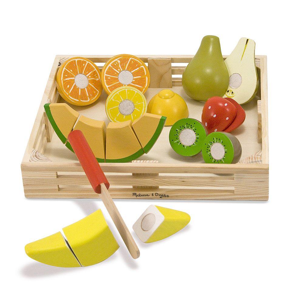 Owoce do krojenia – duży zestaw | Melissa&Doug