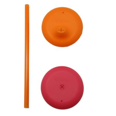 Nakładki silikonowe na szklankę, Strawberry Shake | B.Box