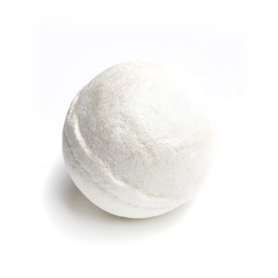 Musująca kula do kąpieli Wanilia i masło shea | Miniu