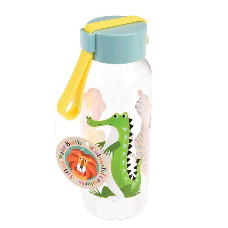 Butelka na wodę 340 ml, Kolorowe Zwierzaki | Rex London