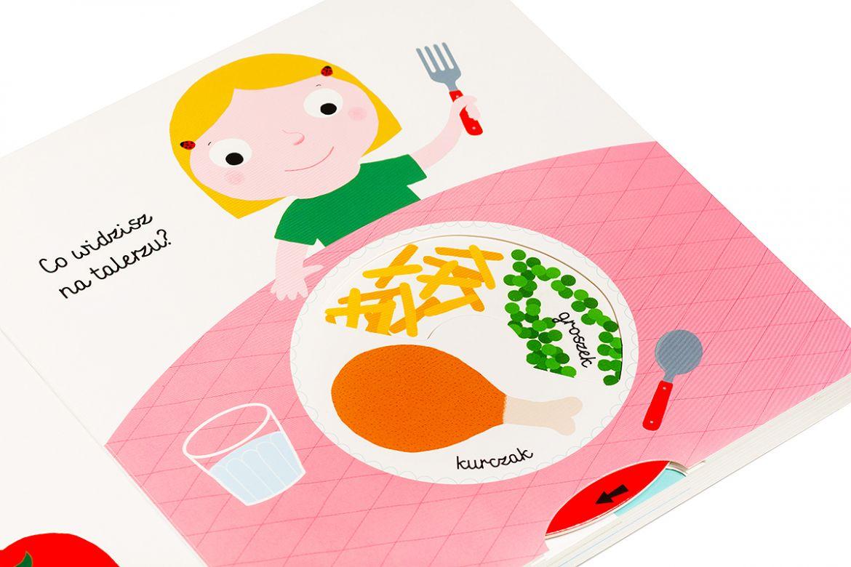 Jedzenie. Pierwsze słowa. Akademia mądrego dziecka