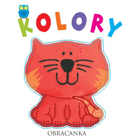 Obracanka – kolory