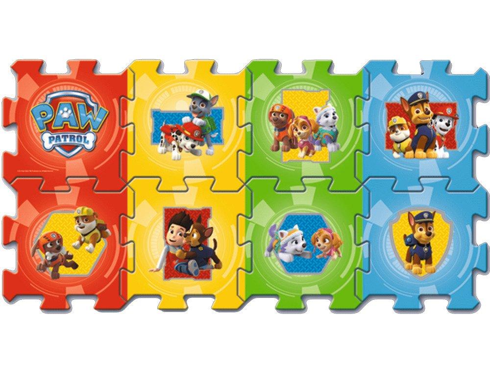 Mata piankowa – puzzle Psi Patrol