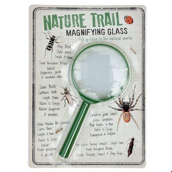 Lupa – Szkło powiększające dla młodych odkrywców | Rex London