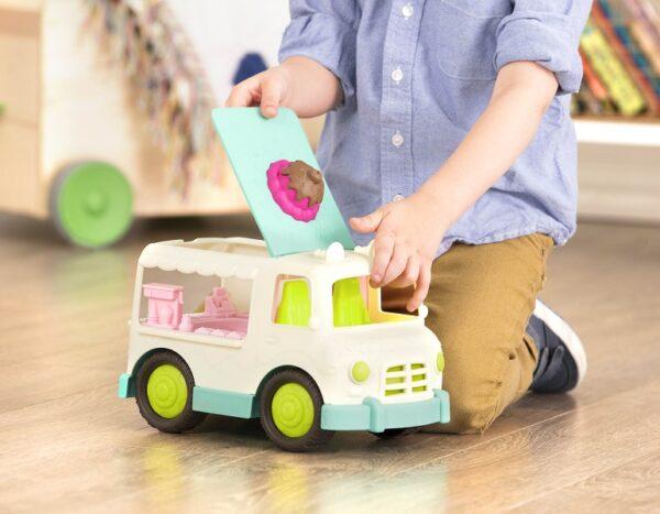 Duża ciężarówka z lodami | B.Toys
