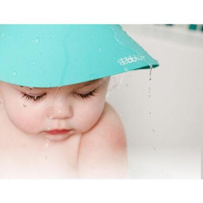 Daszek kąpielowy Käp, niebieski | Bblüv