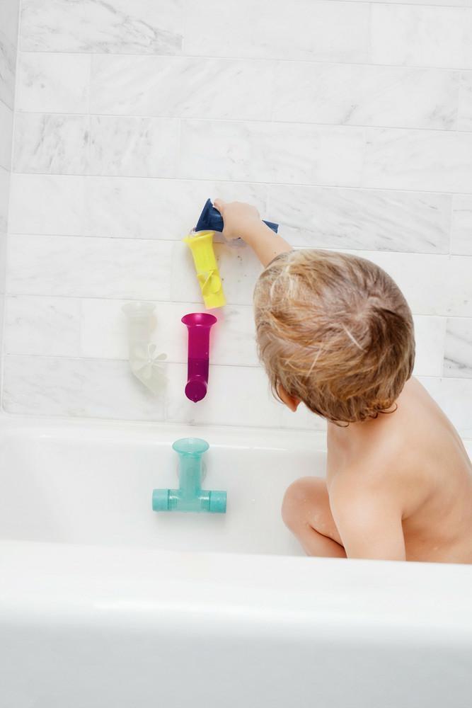 Zabawka do wody Rurki Pipes Pastel | Boon