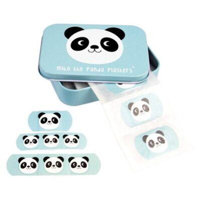 Plastry opatrunkowe 30 szt., Panda Miko   Rex London