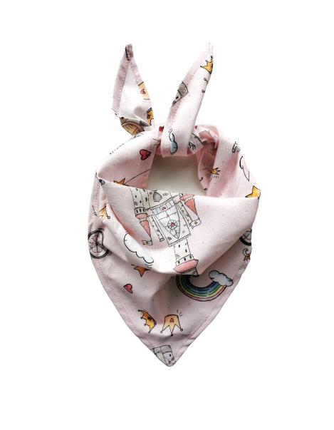 Chustka trójkątna Fairy   KIMO