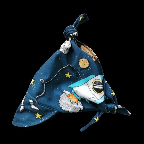 Chustka z daszkiem Space   Kimo