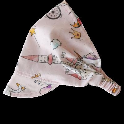 Chustka z daszkiem na gumce Fairy | Kimo