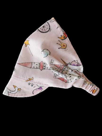 Chustka z daszkiem na gumce Fairy   Kimo
