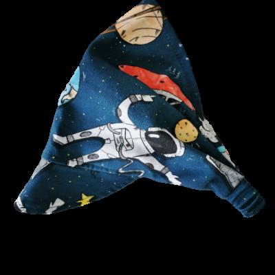 Chustka z daszkiem na gumce Space | Kimo