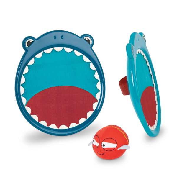 Gra zręcznościowa Critter Catchers, Finley the Shark – REKIN   B.Toys