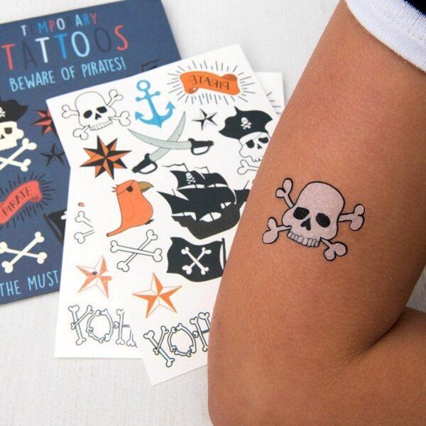 Tatuaże Pirackie   Rex London