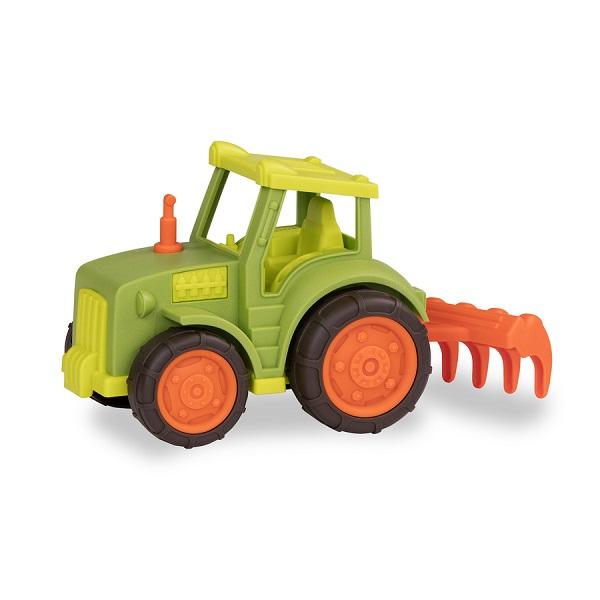 Traktor z broną | B.Toys