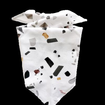 Chustka trójkątna Terazzo | Kimo