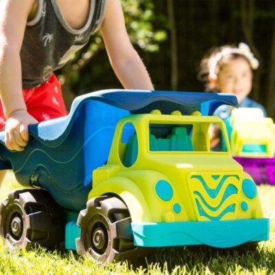 Olbrzymia wywrotka Granatowa Colossal Cruiser | B.Toys