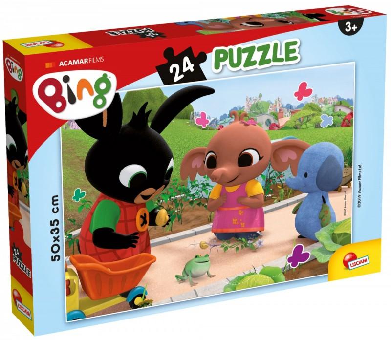 Bing puzzle Plus 24el 50x35cm | Lisciani