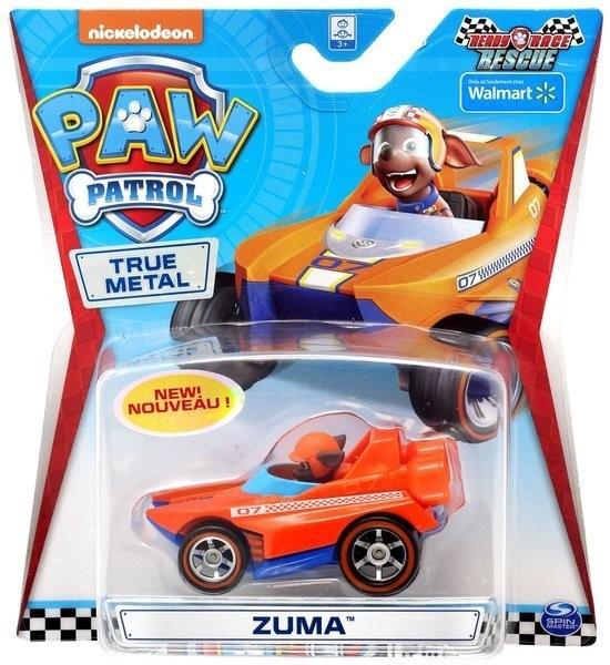 Psi Patrol Autko metalowe Zuma   Spin Master