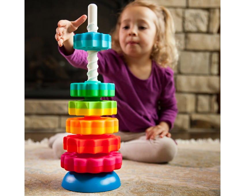 Zakręcona wieża, Spin Again   Fat Brain Toys