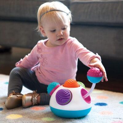 Sensoryczna pracownia - Klickity   Fat Brain Toys