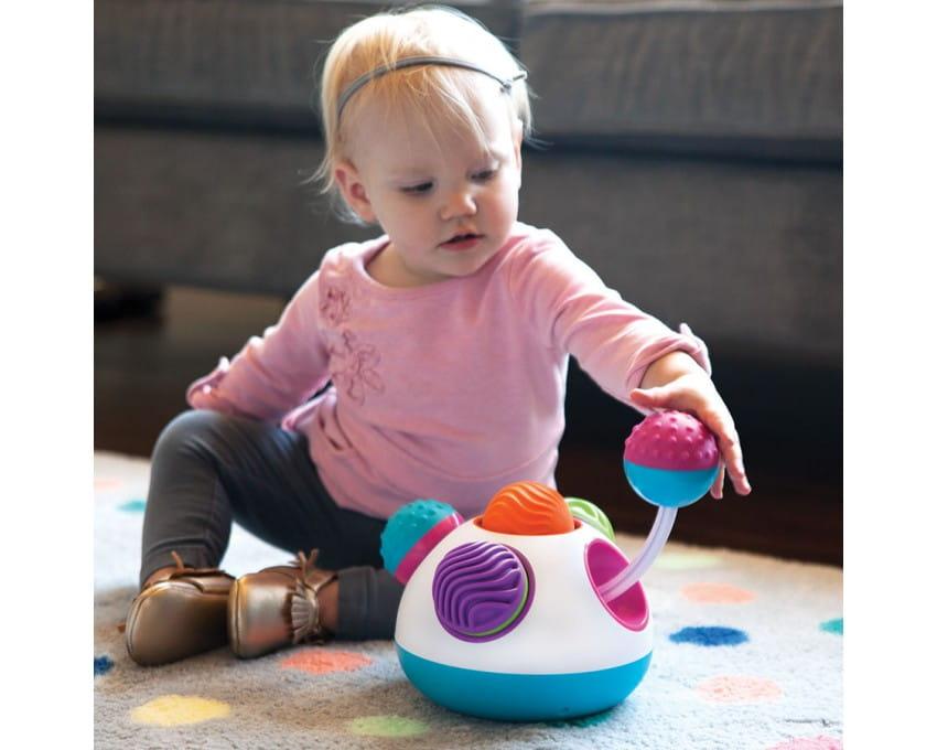 Sensoryczna pracownia - Klickity | Fat Brain Toys