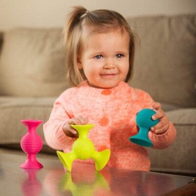 Przyssawki Bobo - Pipsquigz   Fat Brain Toys