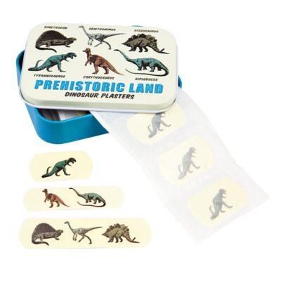 Plastry opatrunkowe 30 szt., Dinozaury | Rex London