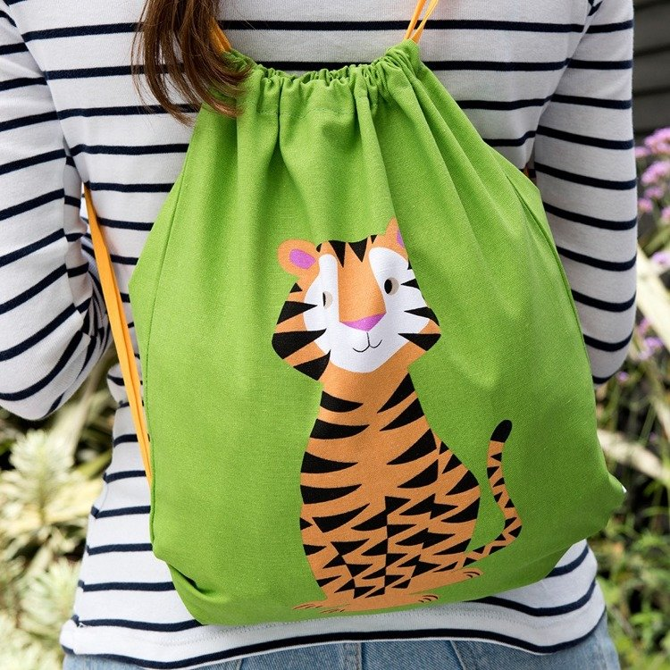Worek-plecak, Tygrys Teddy | Rex London