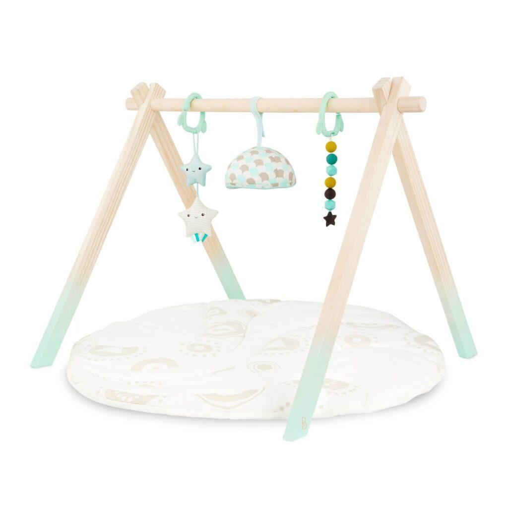 Starry Sky – mata + stelaż dla niemowląt | B.Toys