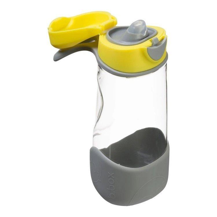 Sportowa butelka tritanowa 450 ml, Lemon Sherbet | B.Box