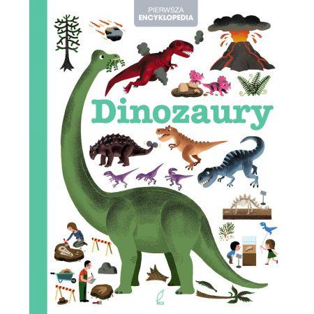 Dinozaury. Pierwsza encyklopedia